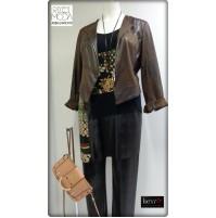 15 giacca keyra' 33 donna t.forti  jacket woman chaqueta de mujer   1500330043