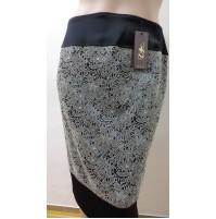 19 donna gonna oversize skirt yubka rock jupe falda longuette 1900860024