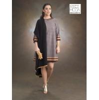 21 donna 130 vestito knitting woman dzhersi tricoter femme malla  2101300002