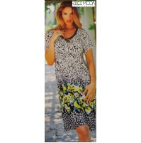 21 donna abito 120 knitting woman dzhersi tricoter femme over  2101200154