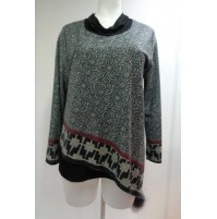 38  donna 60 oversize maglia knitting woman malla vyazaniye  3800600502