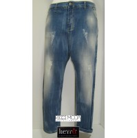 40 Keyra' 33 jeans donna  over  pants woman mujer pantalones bryuki  4000330030