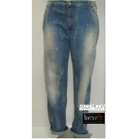 40 Keyra' 33 jeans  donna over  pants woman mujer pantalones bryuki  4000330031