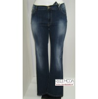 40 Lepool jeans 60 donna  over  pants woman mujer pantalones bryuki  4000600074
