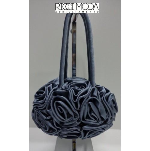 96 borsa bag zaino shopper handbag sacca tracolla  pochette GRIGIO  9600770021
