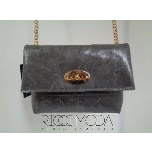 96 borsa pelle meshok tasche sac handbag bolso bag pochette   9601770202