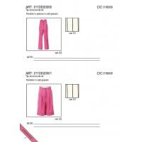 Denny Rose 011DD20001 pantaloni Primavera Estate 2020 pre-order