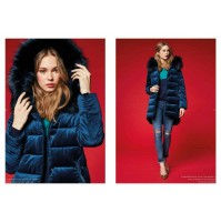 Denny Rose Jeans 921ND35017 cappotto Autunno 2019 pre-order