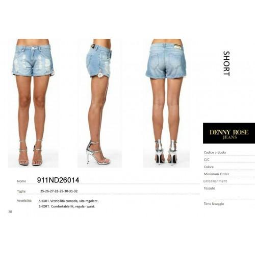 Denny Rose outlet -50% 911ND26014 Jeans Primavera 2019 disponibile