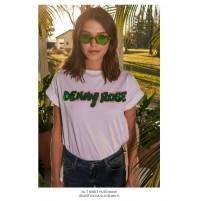 Denny Rose outlet -50% 912DD60020 t-shirt maglia Summer Estate 2019 disponibile