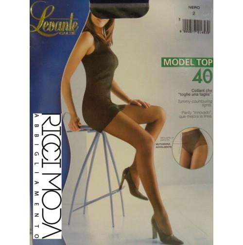 fashion design fashion design Buoni prezzi Levante Collant Donna - Model top 40 Den - cucitura piatta