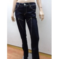 OO JEANS OLD OUT BASICO STRECH CUCITURE INT.COSCIA  4001750002