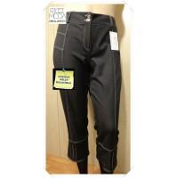 Outlet 13 pantaloni donna trouser woman mujer pantalones hosen frau 1300330069