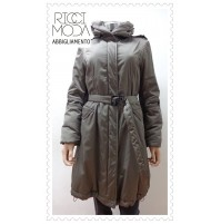 Outlet  18 outlet  donna piumino  giaccone parka  piumino 1800440125