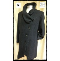 Outlet -50% 16 Keyra' outlet donna 33 cappotto  giacca giaccone parka 1602330001
