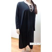 Outlet -50% 20 donna gonna oversize skirt yubka rock jupe falda  2002330001