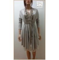 Outlet -50% 21 vestito knitting woman dzhersi tricoter femme malla  3400860056