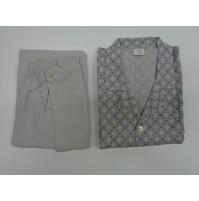 Outlet 55 - 0 Pigiama uomo pajamas pizhama pijama pyjama  5500310033