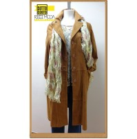 Outlet  donna capi in pelle giaccha jacketa woman chaqueta mujer  1200010020