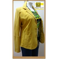 Outlet  donna capi in pelle giaccha jacketa woman chaqueta mujer  1200440007