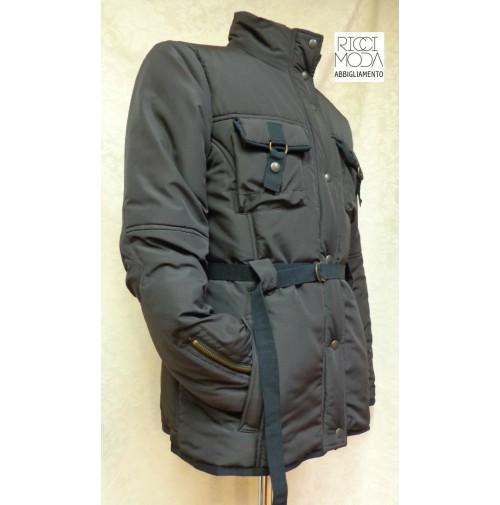timeless design 4f98a 678b3 Outlet donna piumino giacca giaccone parka piumino husky caban 1800860001