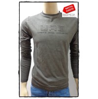 Outlet maglia uomo t-shirt felpa sueter sweatshirt polo  made  in italy