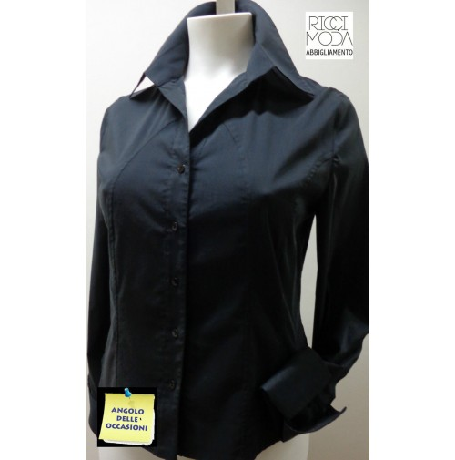 94326239f4ce outlet camicia donna taglie forti 34 blouse chemisier bluse bluzka  3400700046